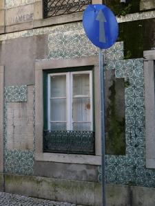 le quartier d'Alfama Castelo