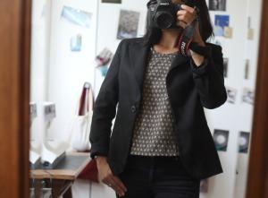 Melting-pot avec ma petite veste noire
