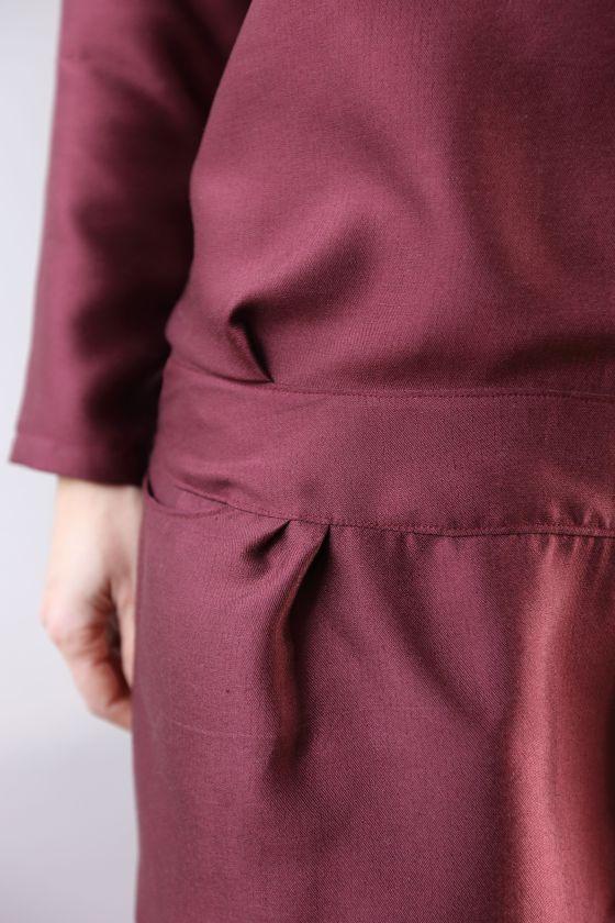 """la ceinture, robe """"Mon petit bazar"""" de Aime comme Marie"""