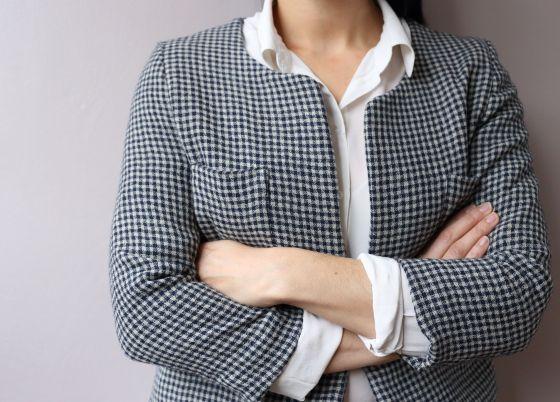 Coco jacket de Schnittchen patterns/le coussin du singe