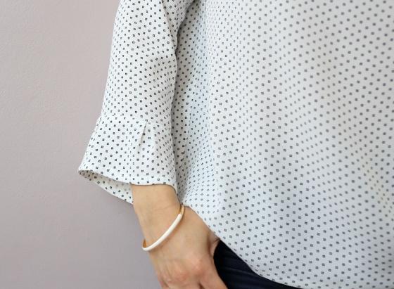 blouse Stockholm jeu-concours atelier Scammit - le coussin du singe